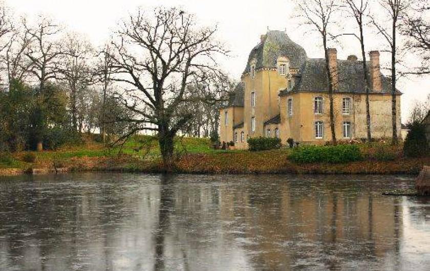 Location de vacances - Château - Manoir à Poligné