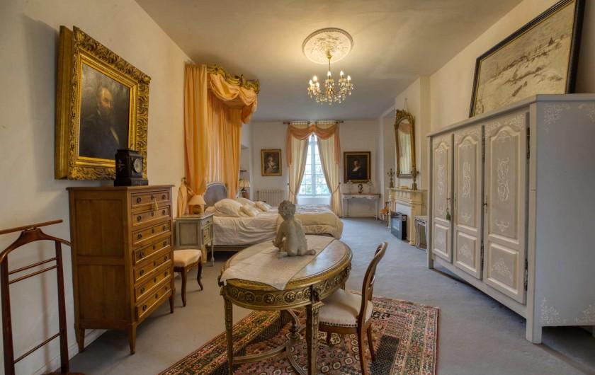 Location de vacances - Château - Manoir à Poligné - Suite Les Angelots