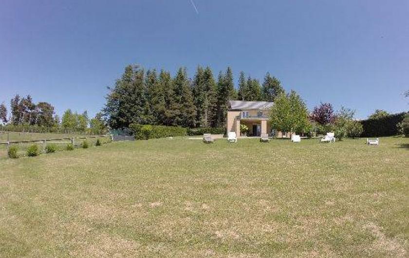 Location de vacances - Villa à Lachamp