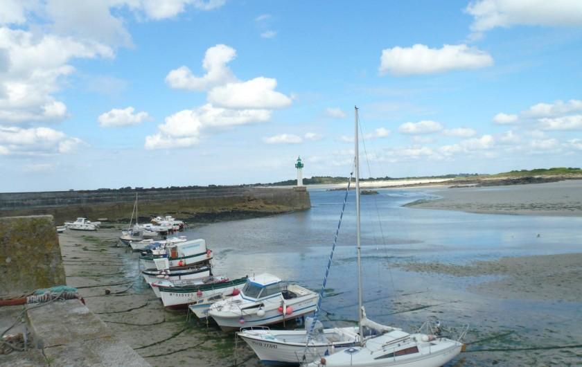 Location de vacances - Villa à Sibiril - Petit port de pêche à proximité