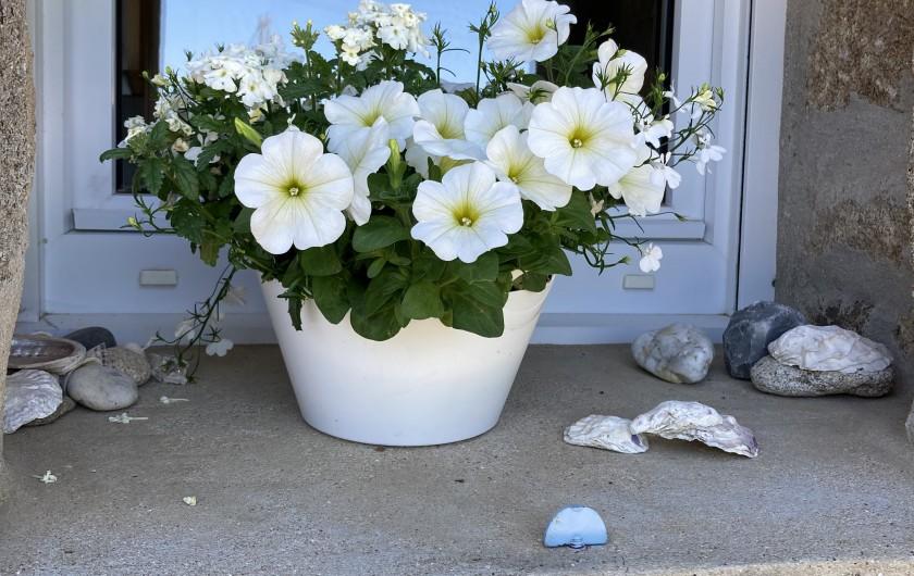 Location de vacances - Villa à Sibiril - Déco chambre