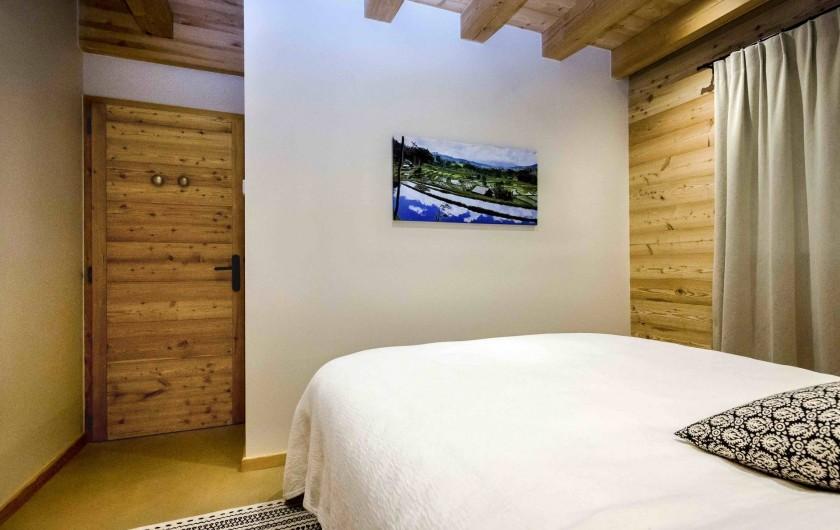 Location de vacances - Chalet à Vars - Chambre 2