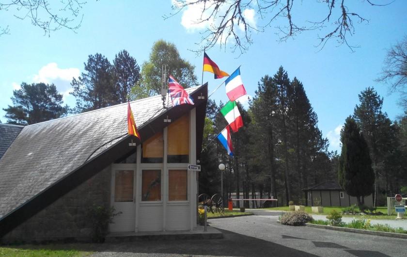 Location de vacances - Camping à Palisse - Accueil