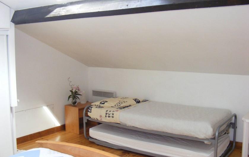 Location de vacances - Appartement à Tarnos - chambre 1