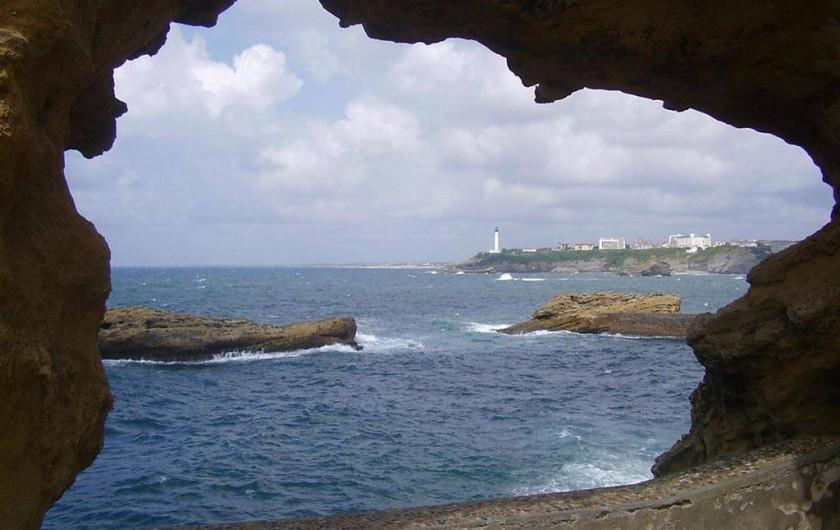 Location de vacances - Appartement à Tarnos - Biarritz