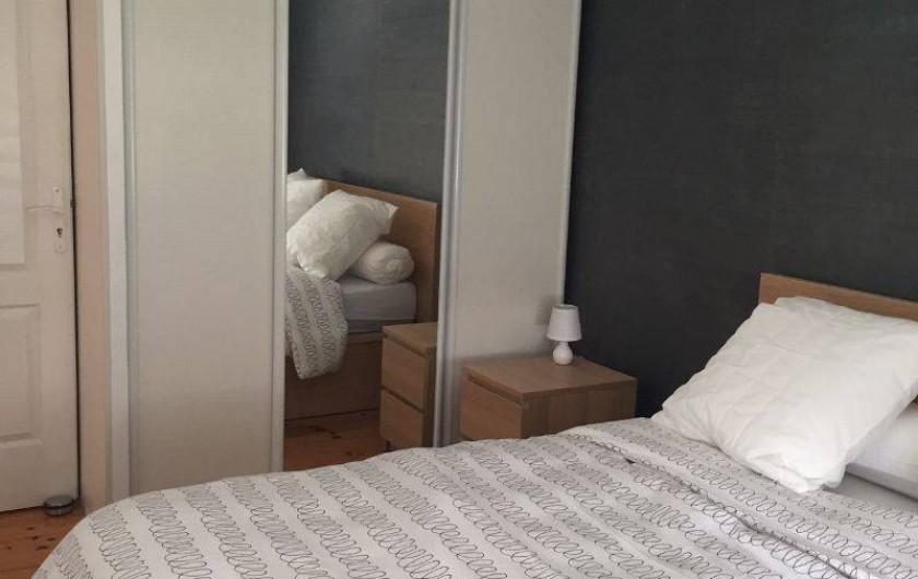 Location de vacances - Appartement à Tarnos - Chambre 2 pour les parents