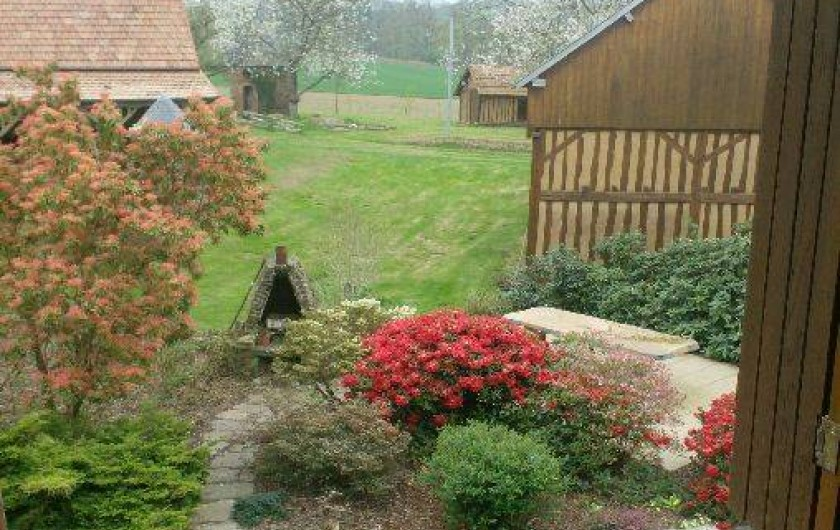 Location de vacances - Gîte à Saint-Hilaire-du-Harcouët