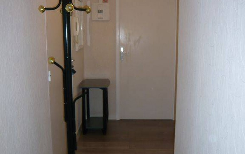Location de vacances - Appartement à Perros-Guirec - Couloir