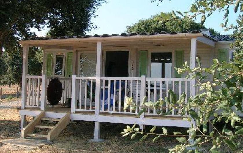 Location de vacances - Bungalow - Mobilhome à Linguizzetta