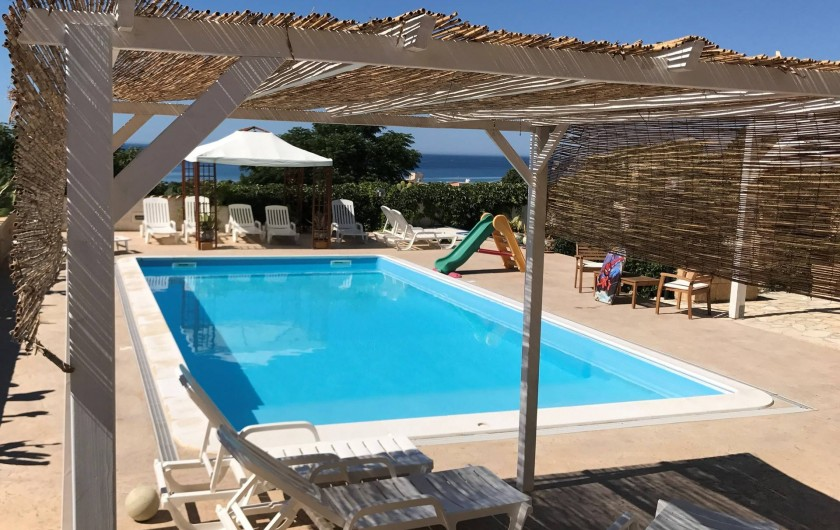 Location de vacances - Appartement à Castelvetrano