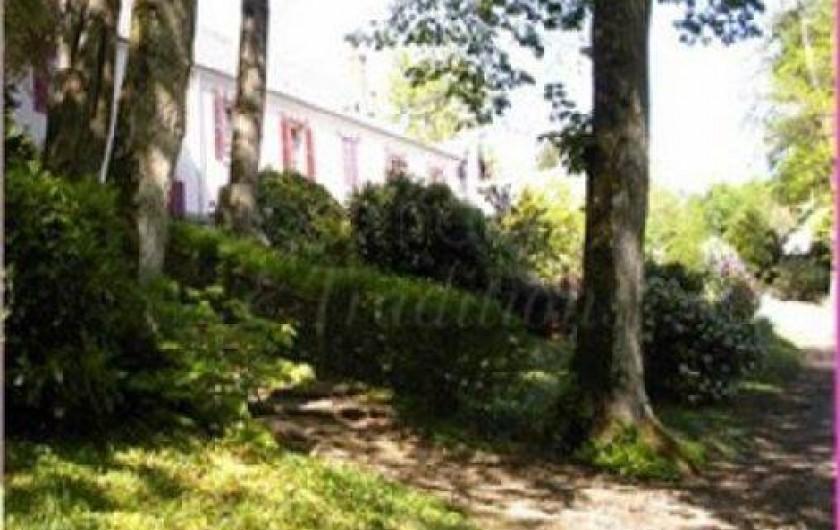 Chambres d 39 h tes la villa medicis saint denis sur - Chambre d hote saint victor sur loire ...