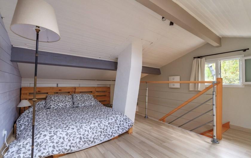 Location de vacances - Villa à Hourtin Plage - Chambre 2