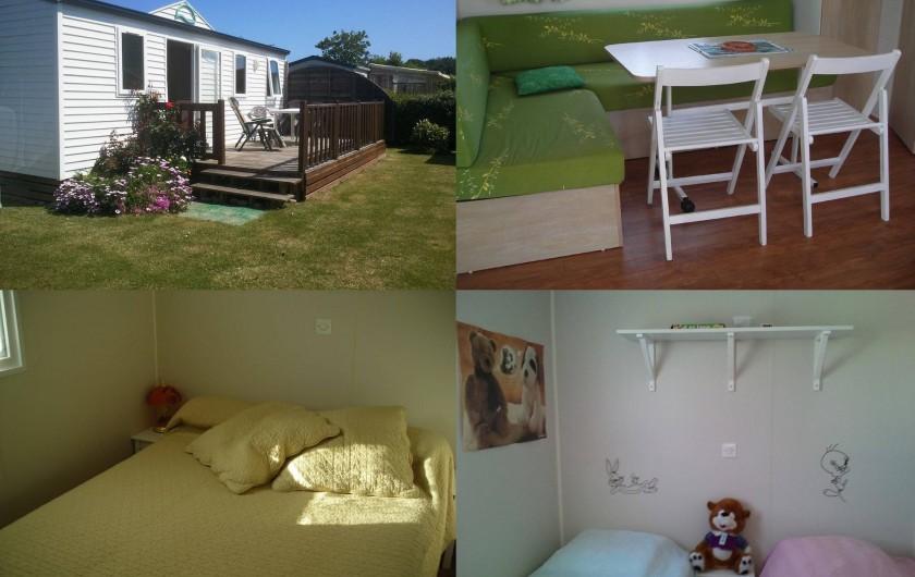 Location de vacances - Bungalow - Mobilhome à Plurien