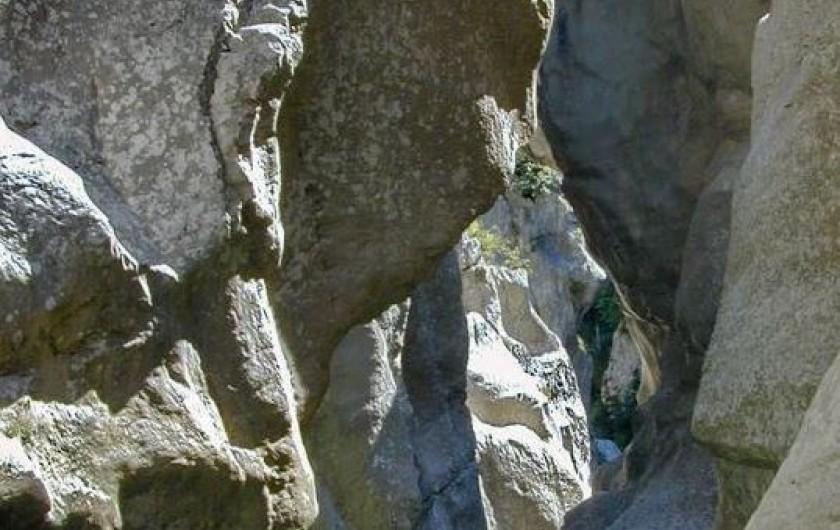 Location de vacances - Gîte à La Rochette - Clues de la cerise