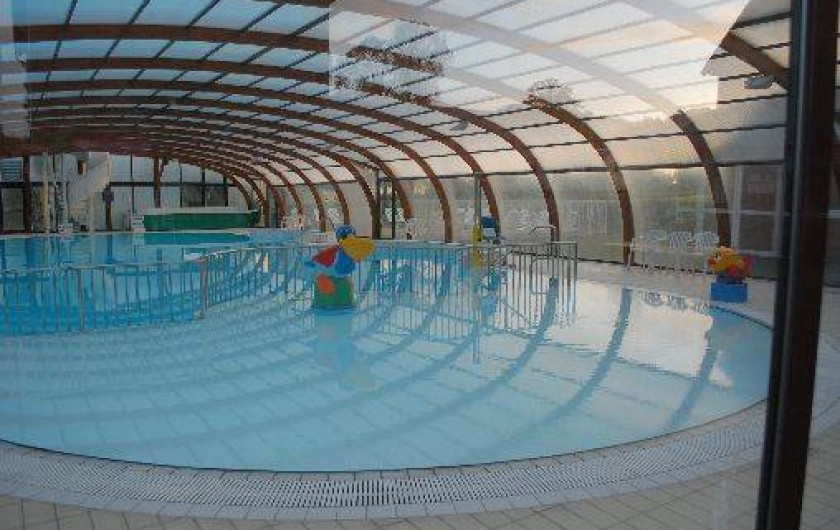 Location de vacances - Camping à Litteau