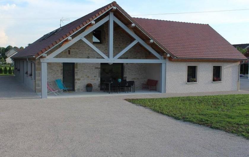 Location de vacances - Gîte à Granges-sur-Baume