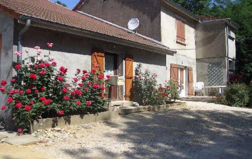 Location de vacances - Chambre d'hôtes à Pierre-de-Bresse