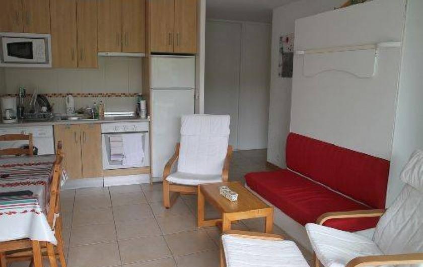 Location de vacances - Studio à Saint-Jean-de-Luz
