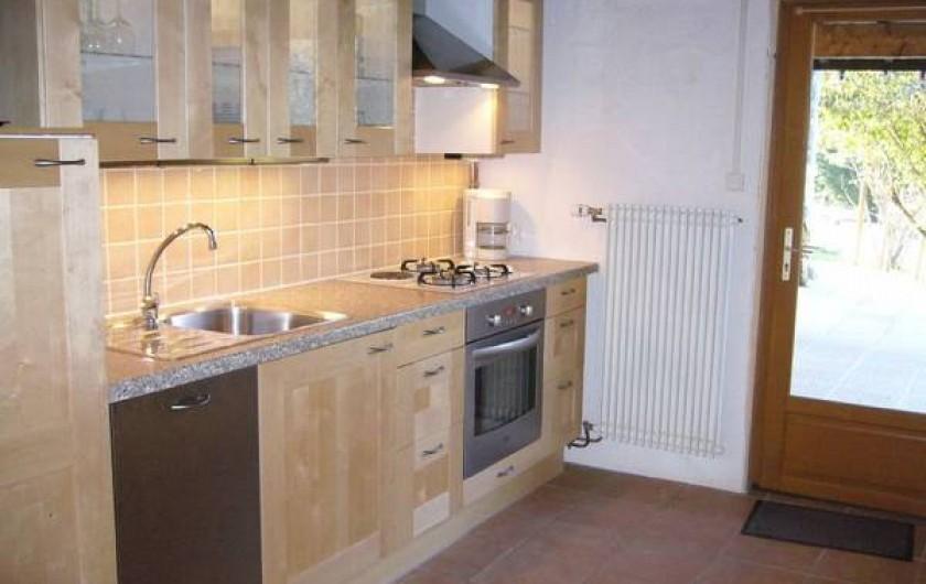 Location de vacances - Appartement à Les Rousses - Appartement 2