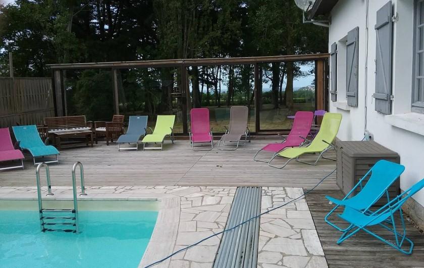 Location de vacances - Villa à Pléneuf-Val-André