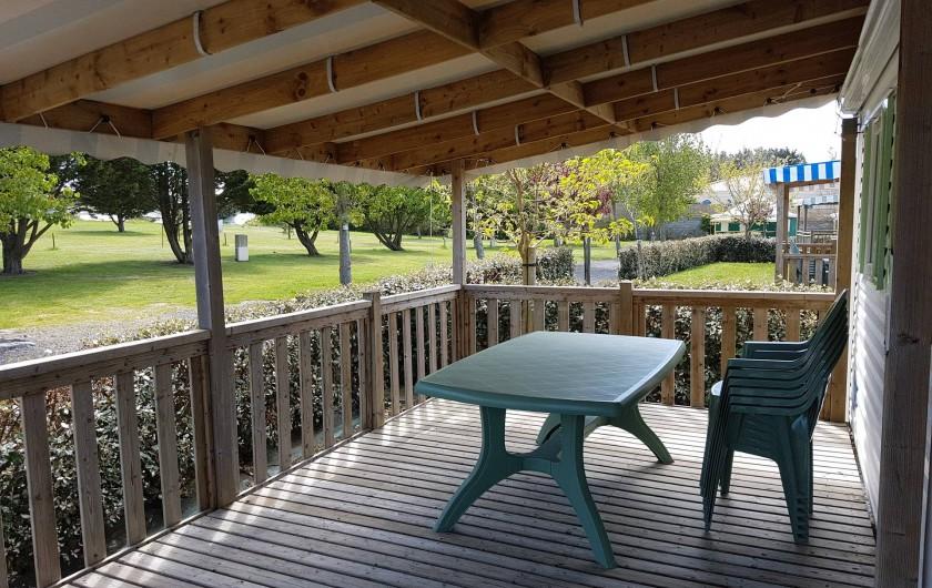 Location de vacances - Camping à Givrand