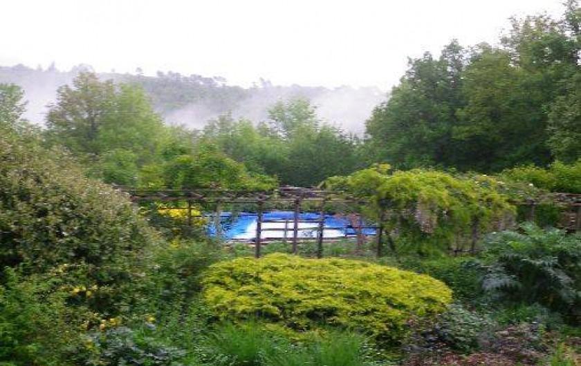 Location de vacances - Chalet à Les Eyzies-de-Tayac-Sireuil