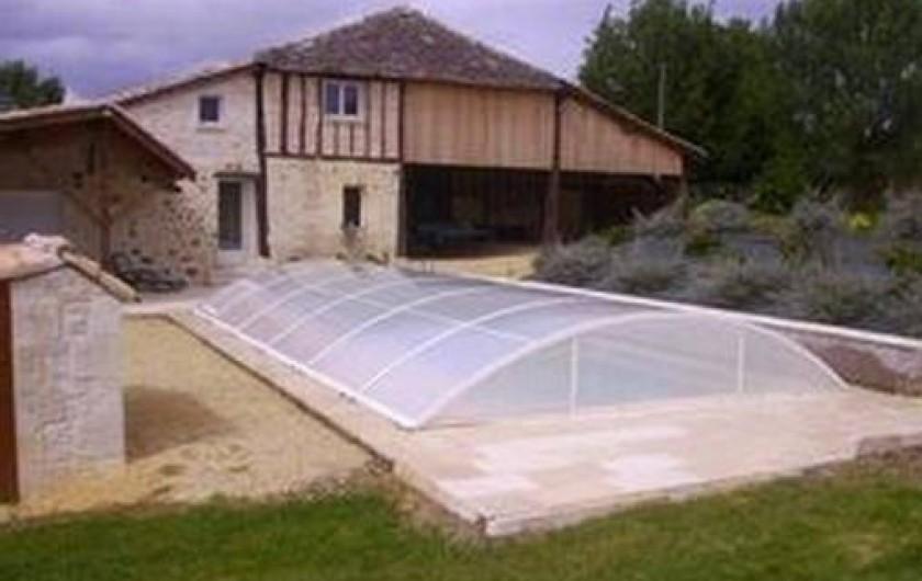 Location de vacances - Gîte à Rayet