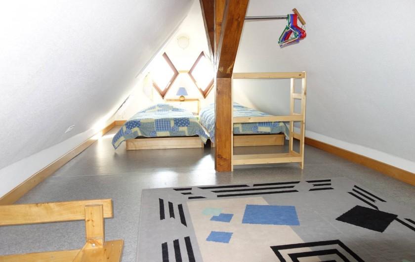 Location de vacances - Gîte à Gueberschwihr - Gîte 68G3711 - Mezzanine enfants