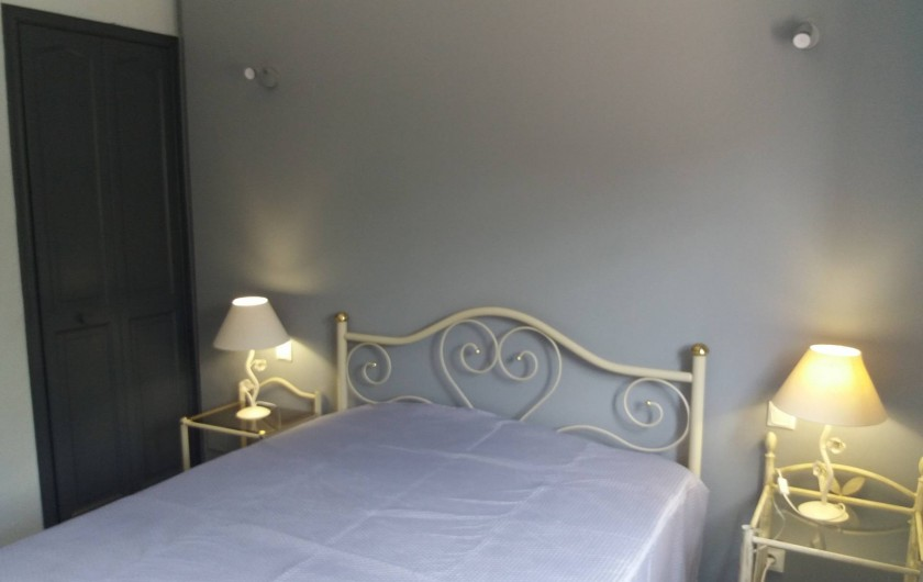 Location de vacances - Villa à Bédoin - CHAMBRE 4