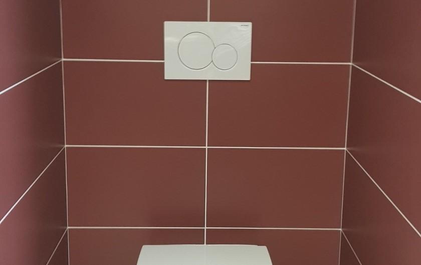 Location de vacances - Gîte à Laruns - Toilette séparé