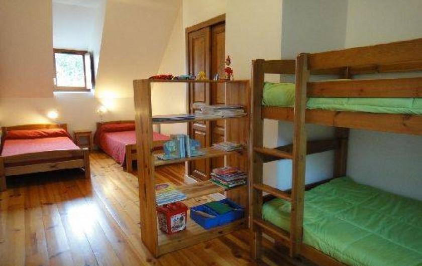 Location de vacances - Gîte à Ayros-Arbouix