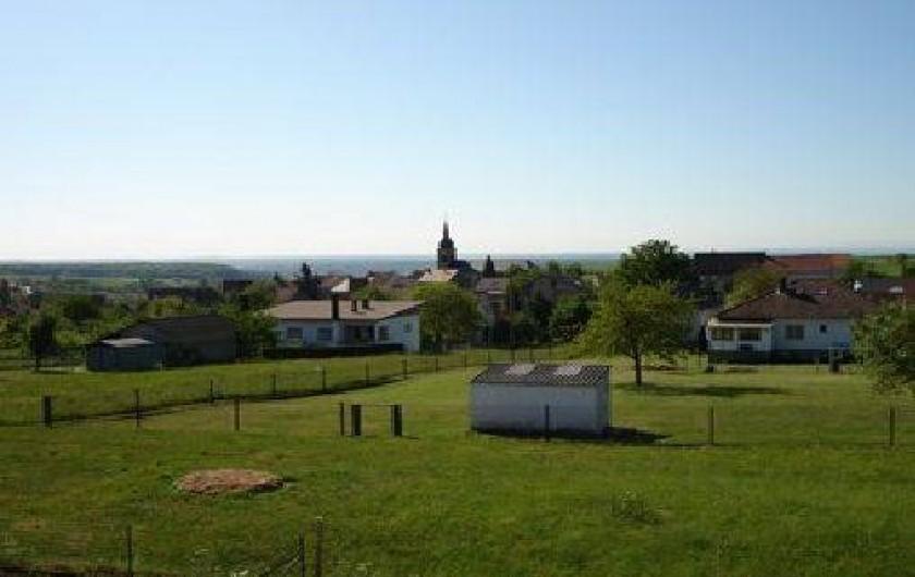 Location de vacances - Gîte à Rouhling