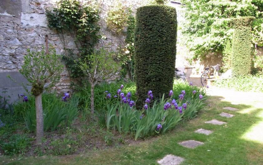 Location de vacances - Appartement à Tours - Le jardin