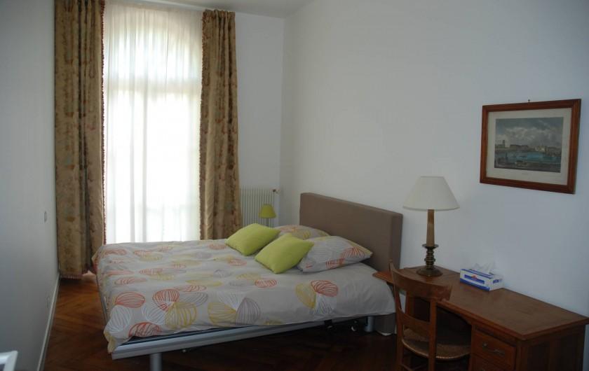 Location de vacances - Appartement à Tours - Chambre 1