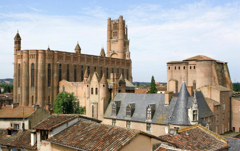 Location de vacances - Gîte à Albi - La Cathédrale Ste Cécile