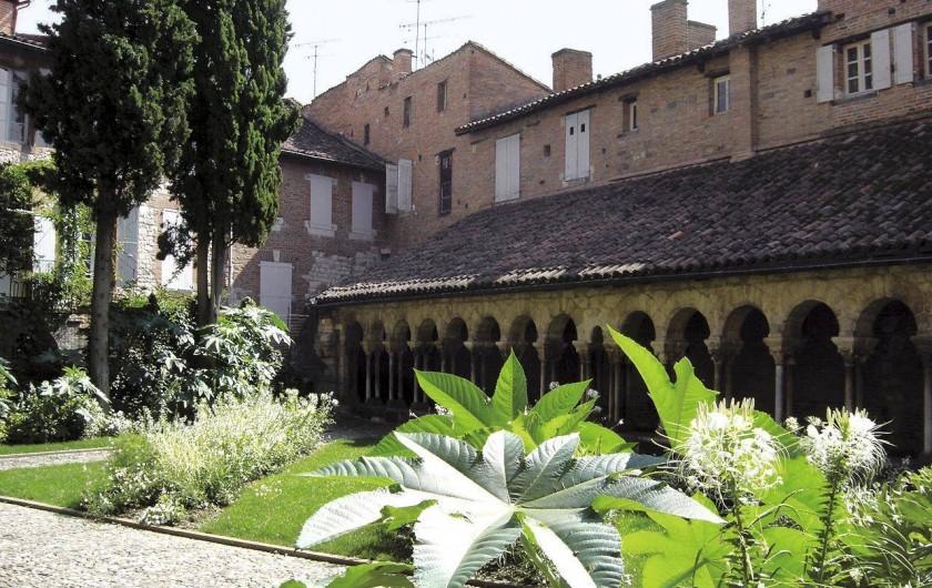 Location de vacances - Gîte à Albi - Le cloître St Salvy