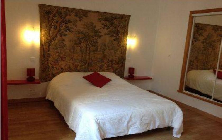 Location de vacances - Appartement à Chenonceaux