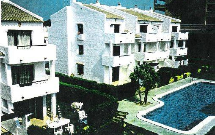 Location de vacances - Appartement à Pals