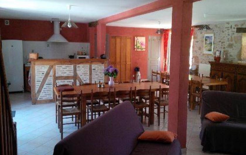Location de vacances - Gîte à Espeyroux