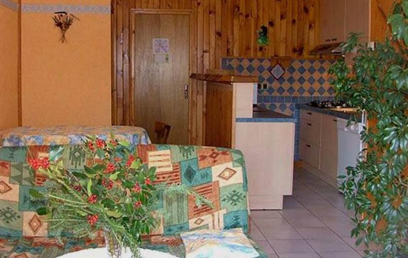 Location de vacances - Gîte à Bonlieu - Gîte n° 851