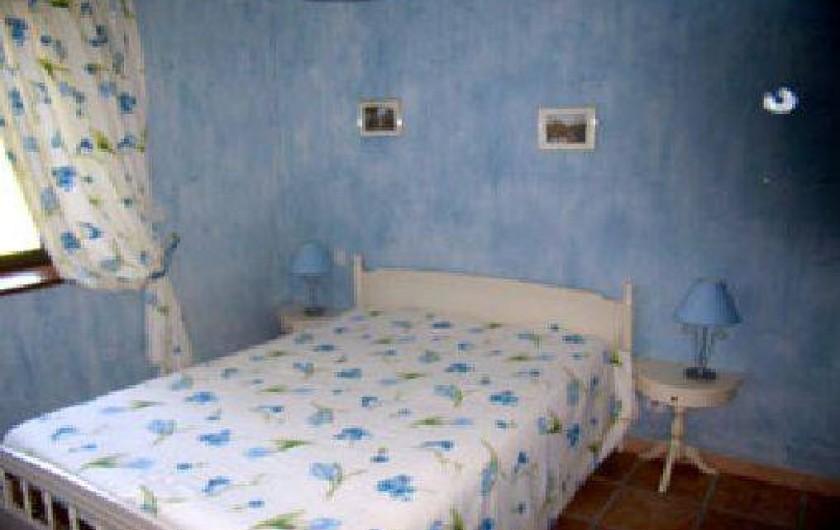 Location de vacances - Gîte à Fontanes - chambre