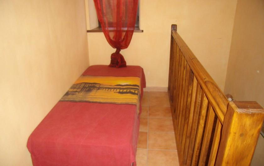 Location de vacances - Gîte à Fontanes - lit d'appoint