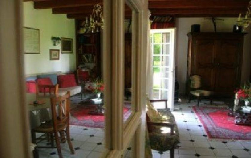 Location de vacances - Gîte à Jouy-aux-Arches