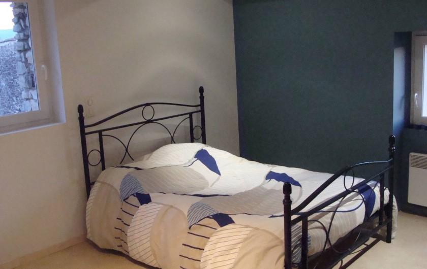 Location de vacances - Mas à Mirabel-et-Blacons - chambre 1