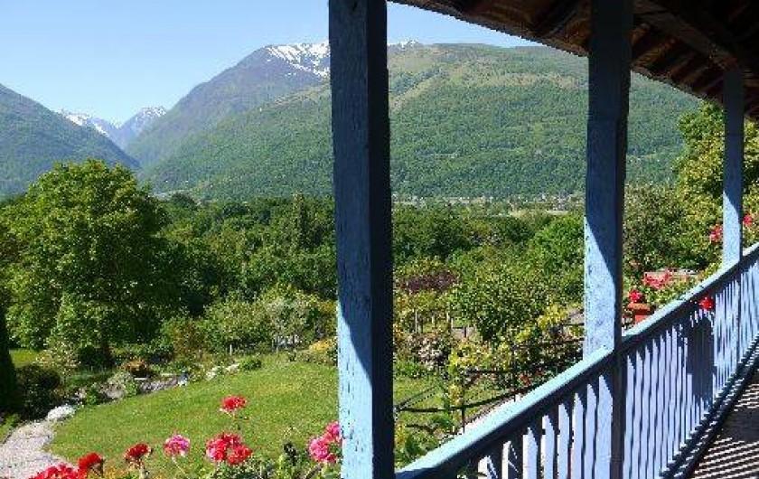 Location de vacances - Chambre d'hôtes à Beaucens