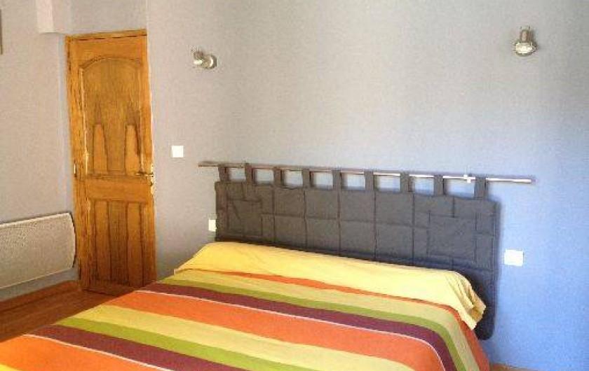 Location de vacances - Maison - Villa à Ensuès-la-Redonne - CHAMBRE AU REZ DE CHAUSSEE AVEC 2 LITS EN 90