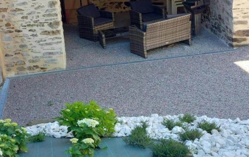 Location de vacances - Gîte à Allassac - Dépendance du Gite