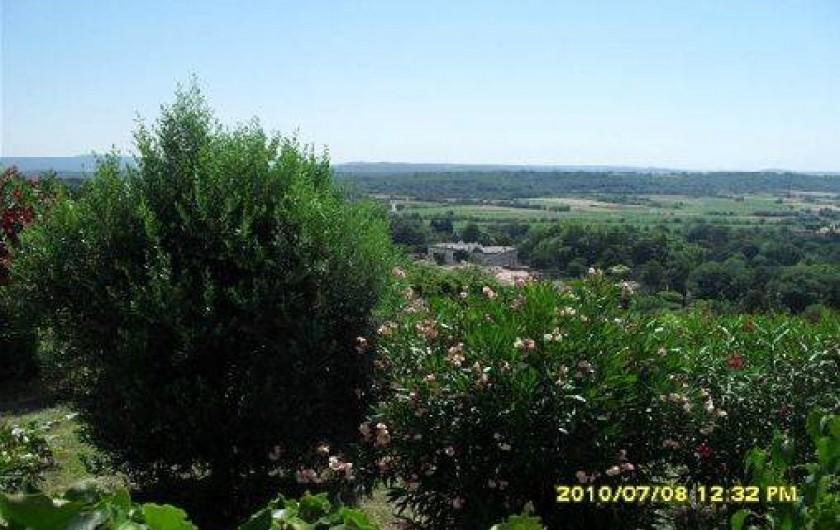 Location de vacances - Chambre d'hôtes à Vézénobres