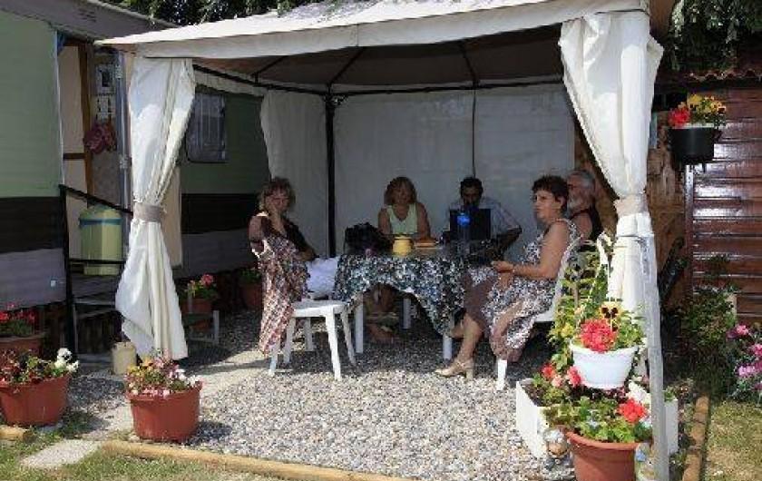 Location de vacances - Camping à Lugrin