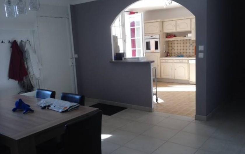 Location de vacances - Villa à Roussas